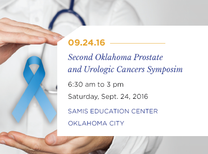 Oklahoma Prostate and Urologic Cancers Symposium