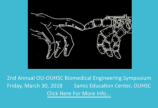 2nd Annual OU-OUHSC Biomedical Engineering Symposium