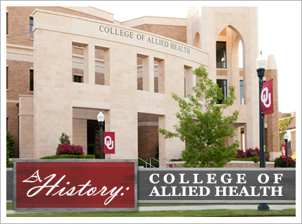 The College of Allied Health: A History