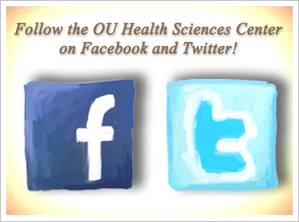 Follow OUHSC on Facebook and Twitter.