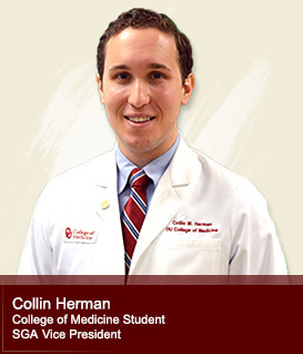 Collin Herman - College of Medicine
