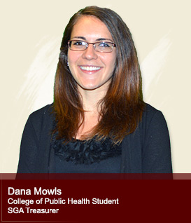 Dana Mowls - College of Public Health