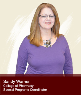 employee-Sandy Warner