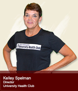 Kelley Spelman - University Health Club