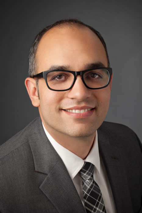 Carlos Rodriguez, Associate Director, HSC Student Affairs
