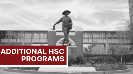 Additional HSC Programs